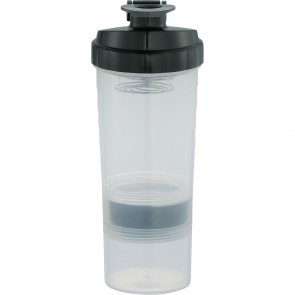 Personal Power House Protein Shaker | 20 oz - Black