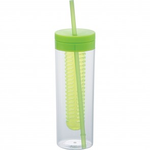 Custom Ice Coll Infuser Tumblers | 20 oz - Green