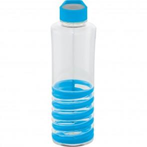 Personalized Spiral Bottles | 24 oz - Blue