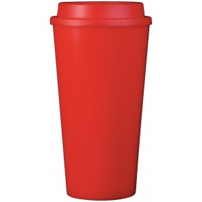 Double Wall Reusable Cup2Go | 16 oz - Red