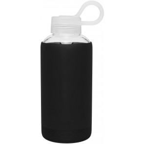 16 oz H2Go Karma Glass Bottle_Black_Blank