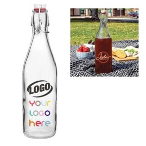 17 oz Giara Glass Bottle