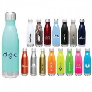 Personalized Water Bottles - H2Go Force Thermal Bottle | 17 oz