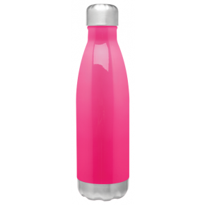 H2Go Force Thermal Bottles | 17 oz - Neon Pink