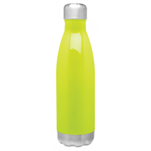 H2Go Force Thermal Bottles | 17 oz - Neon Yellow