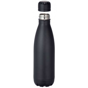 Thermal Bottles | 17 oz - Matte Black
