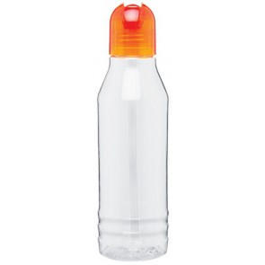 Orange H2Go Tritan Flip Water Bottles | 20 oz