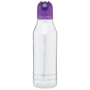 Purple H2Go Tritan Flip Water Bottles | 20 oz