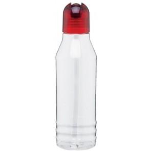 Red H2Go Tritan Flip Water Bottles | 20 oz