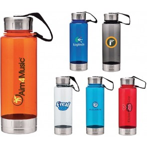 Custom Water Bottles - H2Go Fusion Acrylic Water Bottles | 23 oz