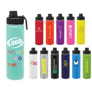 24 oz H2Go Quest Thermal Bottles