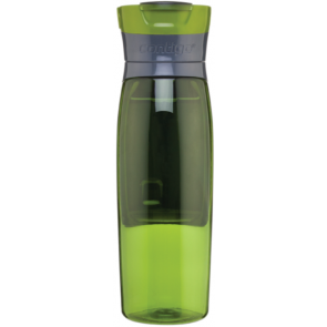 Lime Green Contigo Kangaroo Tritan Water Bottles | 24 oz