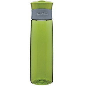 Lime Green Contigo Madison Plastic Water Bottles | 24 oz