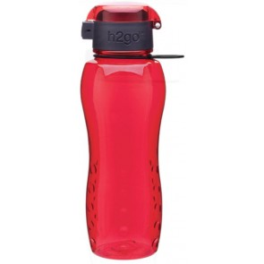 Red H2Go Zuma Tritan Water Bottles | 24 oz