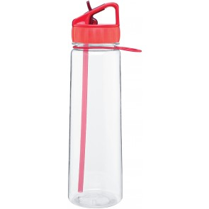 H2Go Angle Tritan Water Bottles | 30 oz - Red
