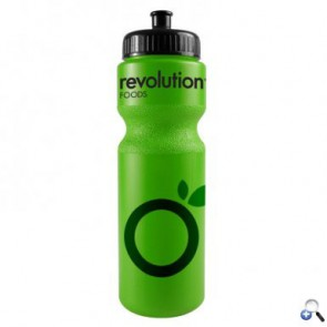 The Journey Bottles - 28 oz. Bike Bottles Colors-Lime Green
