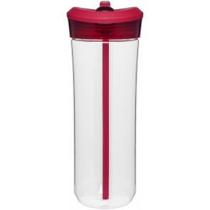 25 oz H2Go Mali Water Bottle_Red_Blank