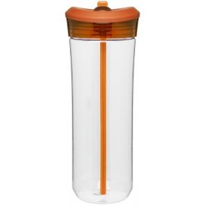 25 oz H2Go Mali Water Bottle_Tangerine_Blank