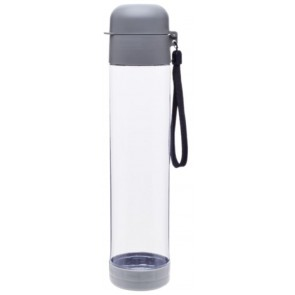 Black H2Go Hybrid Tritan Water Bottles   25 oz