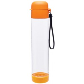 Orange H2Go Hybrid Tritan Water Bottles | 25 oz - Tangerine