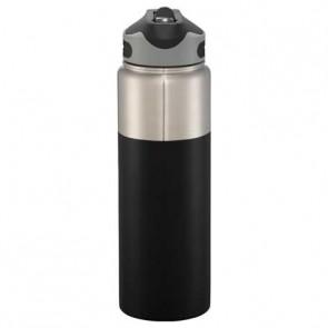 25 oz Nile Copper Vacuum Insulated Bottles-Black