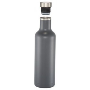 25 oz Pinto Copper Vacuum Insulated Bottles-Gray