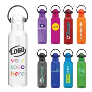 27 oz H2Go DJ Tritan Water Bottle
