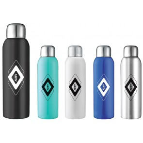 28 oz Guzzle Stainless Steel Sports Bottle