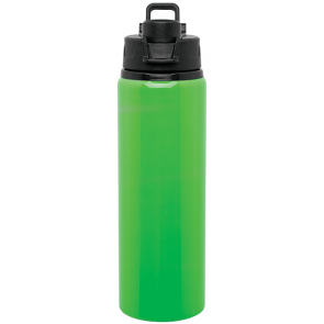 Neon Green H2Go Surge Aluminum Water Bottles | 28 oz