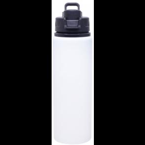 White H2Go Surge Aluminum Water Bottles | 28 oz