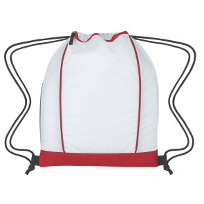 Printed Boulder Sports Pack - Red