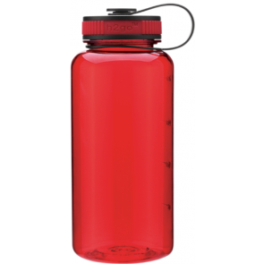Red H2Go Wide Tritan Water Bottles | 34 oz