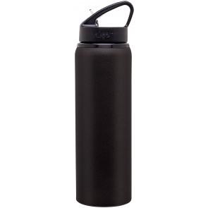 H2Go Allure Aluminum Water Bottles   28 oz - Matte Black