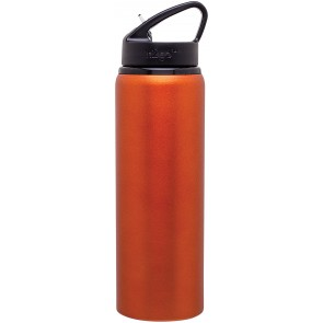 H2Go Allure Aluminum Water Bottles | 28 oz - Matte Orange