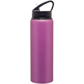 H2Go Allure Aluminum Water Bottles | 28 oz - Matte Pink