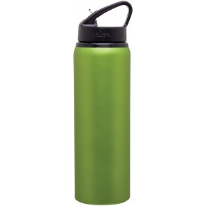 H2Go Allure Aluminum Water Bottles | 28 oz - Matte Lime
