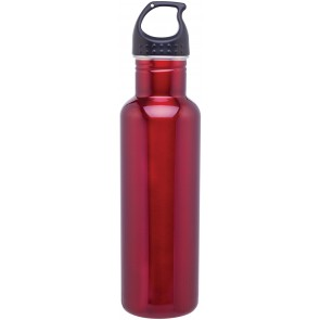 H2Go Stainless Steel Bolt | 24 oz - Red