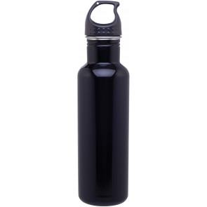 H2Go Stainless Steel Bolt   24 oz - Black