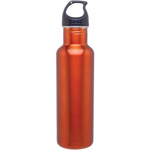 H2Go Stainless Steel Bolt | 24 oz - Orange