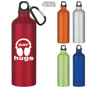 Personalized Water Bottles - Aluminum Bike Bottles | 25 oz