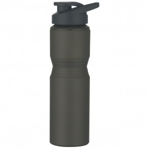 Aluminum Sports Bottles | 28 oz - Metallic Black