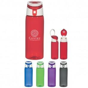 Personalized Sports Water Bottles - Flip Top Sports Bottles | 24 oz