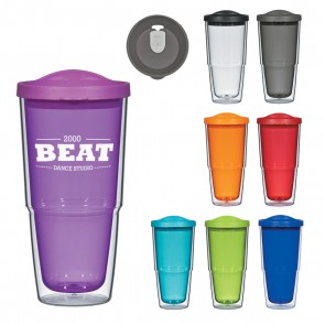 Promo Tumblers - Biggie Tumbler With Lid | 24 oz