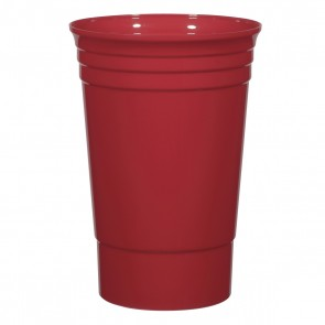 The Designer Cup | 20 oz - Red