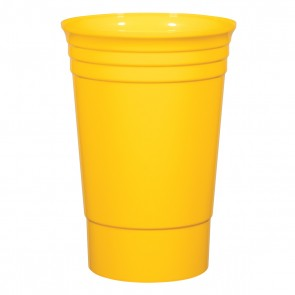 The Designer Cup | 20 oz - Yellow