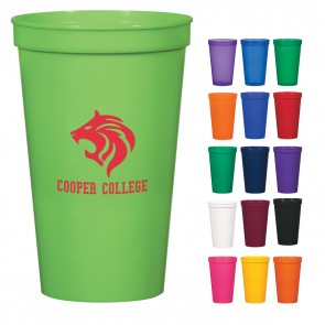 Promotional Cups - Stadium Cup | 22 oz
