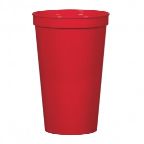 Stadium Cup | 22 oz - Red