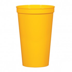 Stadium Cup | 22 oz - Yellow