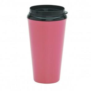 Infinity Tumblers With Plastic Sip Thru Lid | 16 oz - Pink