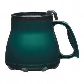 Low Rider Desk Mugs   16 oz - Green